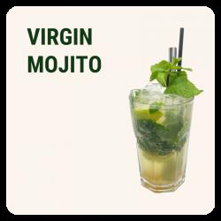 VIRGIN MOJITO - sans alcool...