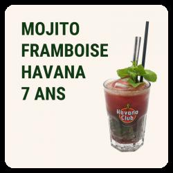 MOJITO FRAMBOISE