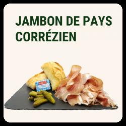 JAMBON DE PAYS Corrézien