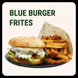 BLUE BURGER & Frites maison