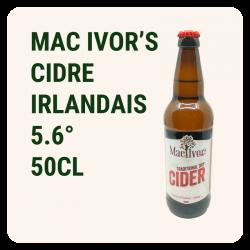 MAC IVOR'S 50CL - Cidre...