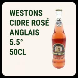 WESTONS ROSÉ 50CL - Cidre...