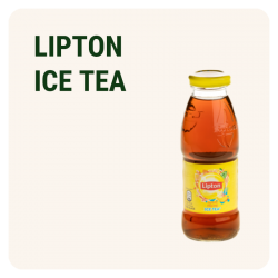 LIPTON ICE TEA - Pêche 25CL