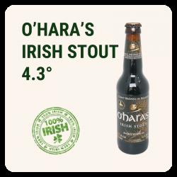 O'HARA'S IRISH STOUT -...