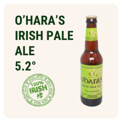 O'HARA'S IRISH PALE ALE -...
