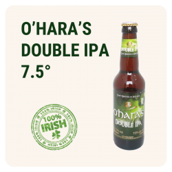 O'HARA'S DOUBLE IPA -Blonde...