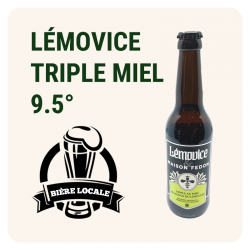 LÉMOVICE TRIPLE MIEL -...