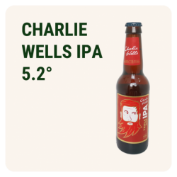 CHARLIE WELLS IPA - Blonde...