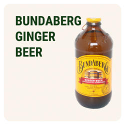 BUNDABERG - Ginger Beer 37,5CL