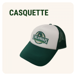 CASQUETTE - L' Irlandais