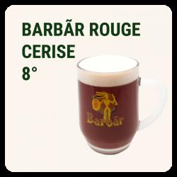 BARBÃR ROUGE 40CL Pression...